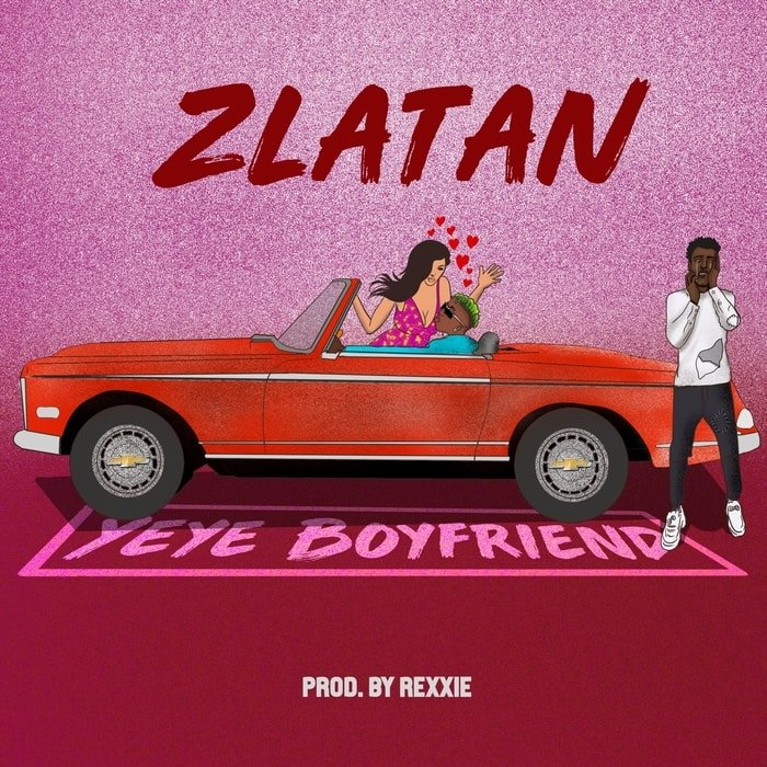 Zlatan Yeye Boyfriend Instrumental prod by Mykah