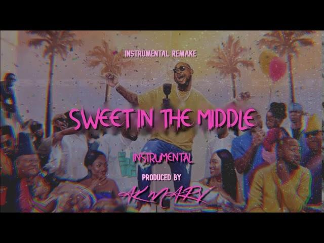 Davido ft. Wurld, Naira Marley, Zlatan - Sweet in The Middle (Instrumental) Prod. By Ak Marv