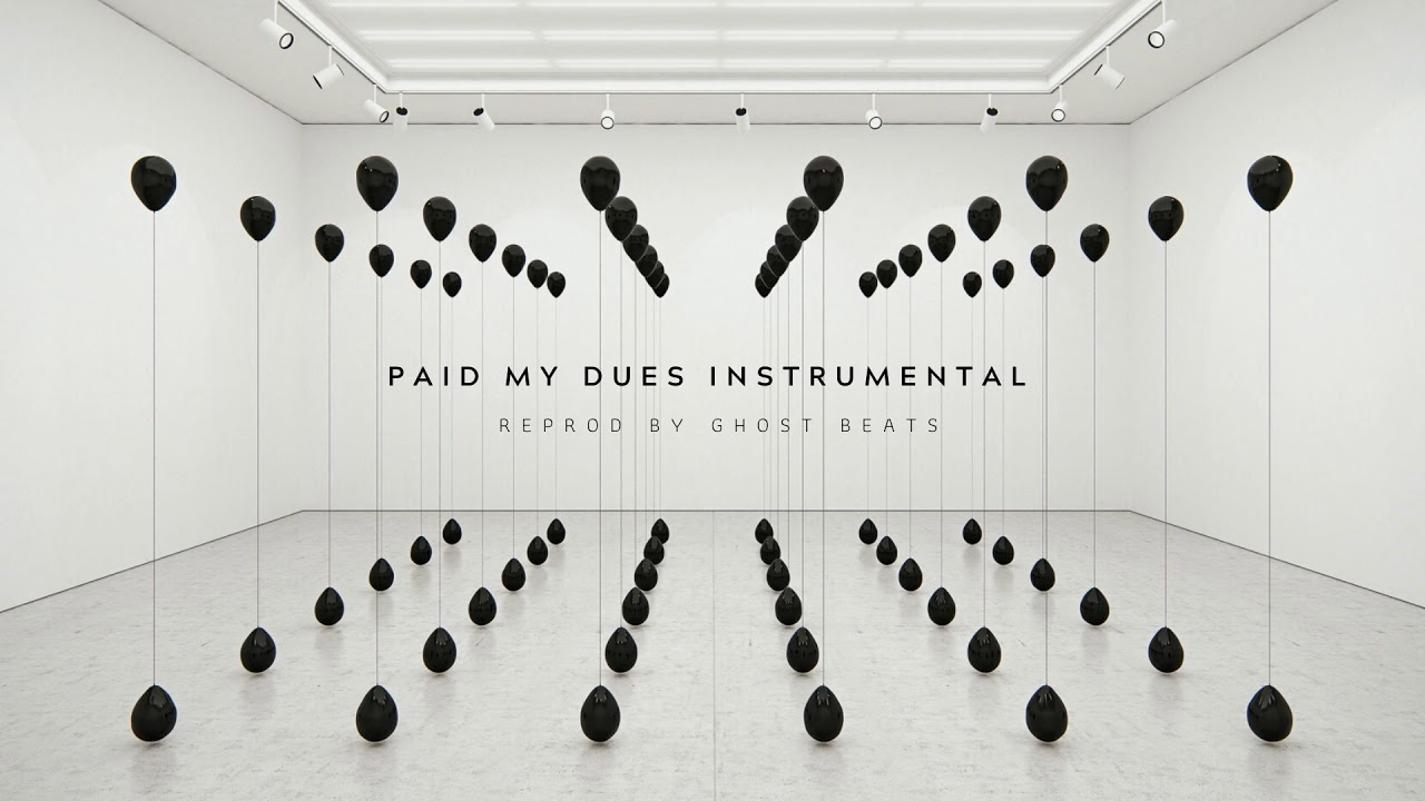NF - Paid My Dues (Instrumental)